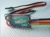 Brushless speed controller 12A cont.